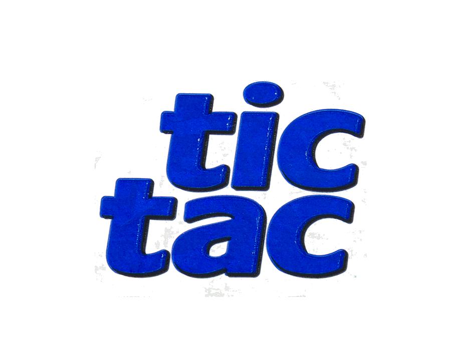 - tic tac