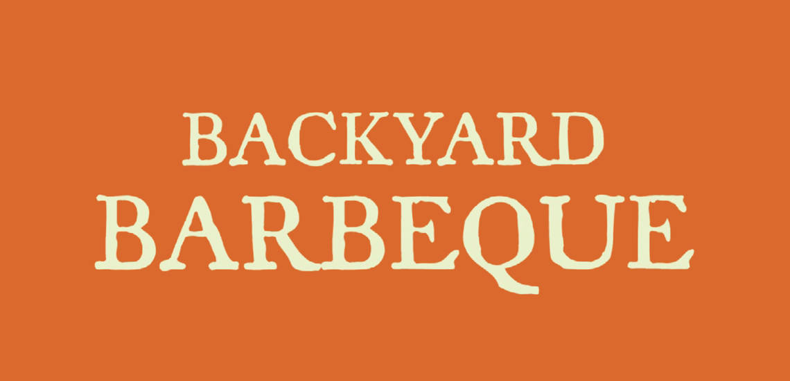 - BACKYARD BARBEQUE
