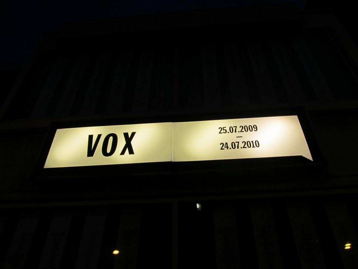 - VOX (2013)
