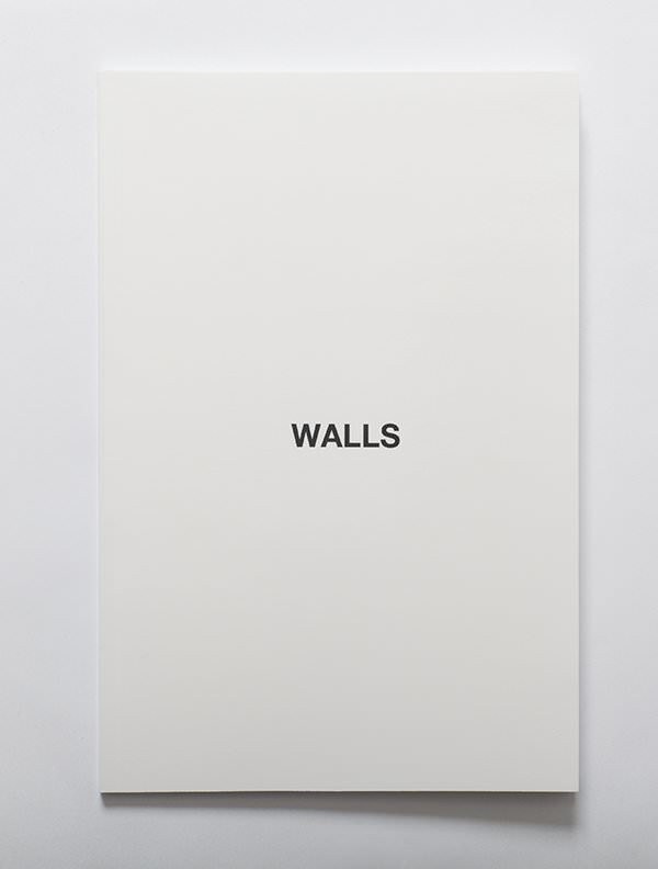 "- Empty Wall in close proximity to ""Sunset"" by Jonathan Monk, Casey Kaplan Gallery, New York City, USA"