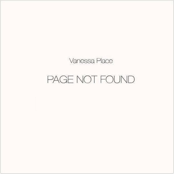 - Page Not Found (1st edition)